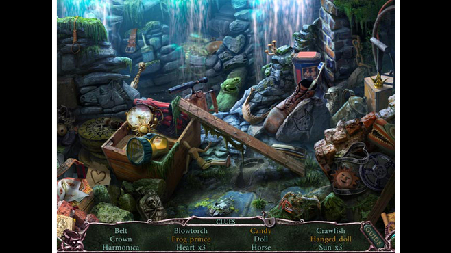 Mystery of the Ancients: Curse of the Black Water Collector's Edition Screenshot 1