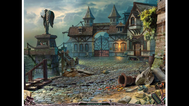 Mystery of the Ancients: Curse of the Black Water Collector's Edition Screenshot 2