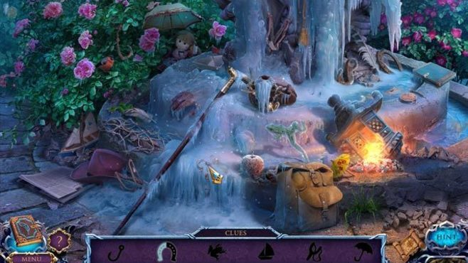 Mystery of the Ancients: Deadly Cold Screenshot 1