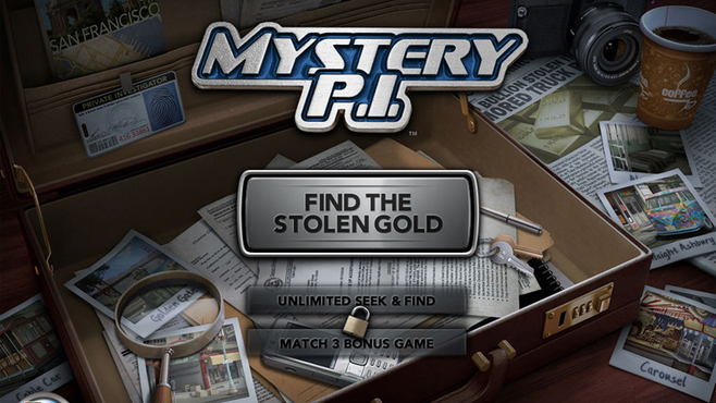 Mystery P.I. - Stolen in San Francisco Screenshot 3