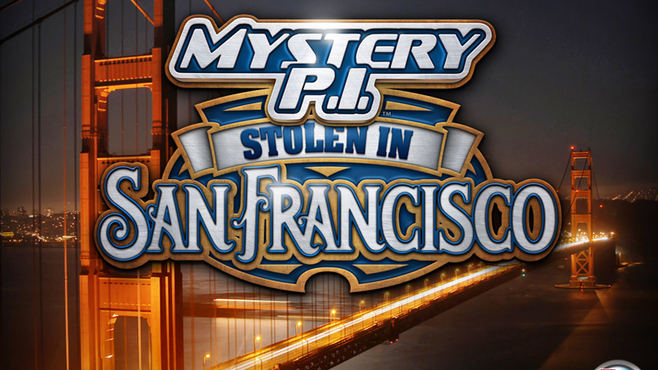Mystery P.I. - Stolen in San Francisco Screenshot 6