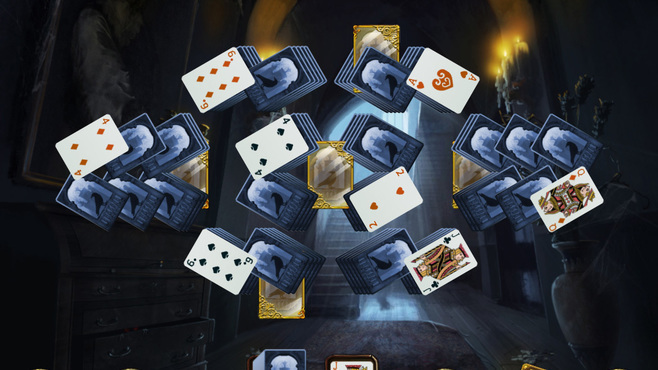 Mystery Solitaire The Black Raven Screenshot 3
