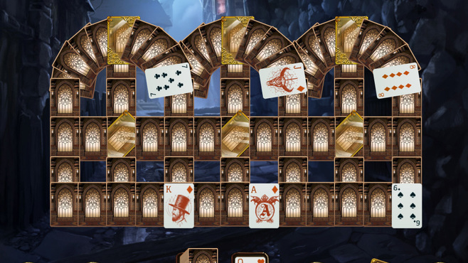 Mystery Solitaire The Black Raven Screenshot 6