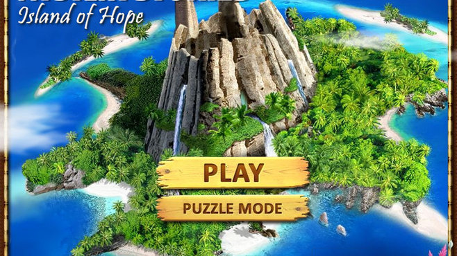 Mystery Stories - Island of Hope Screenshot 1