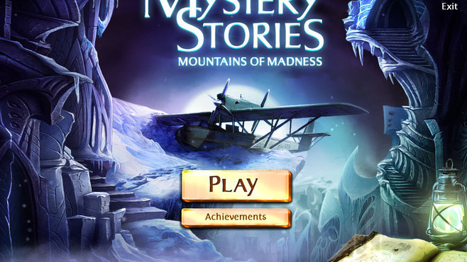 Mystery Stories - Mountains of Madness Screenshot 1