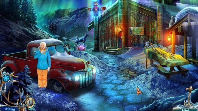 Mystery Tales: Alaskan Wild Collector's Edition Screenshot 4