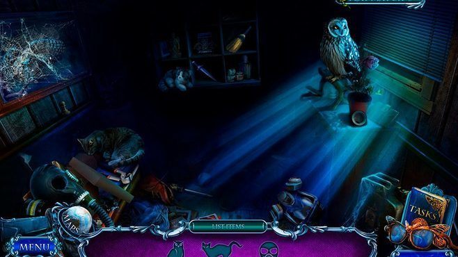 Mystery Tales: Eye of the Fire Collector's Edition Screenshot 1