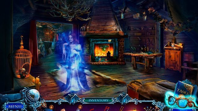 Mystery Tales: Eye of the Fire Collector's Edition Screenshot 2