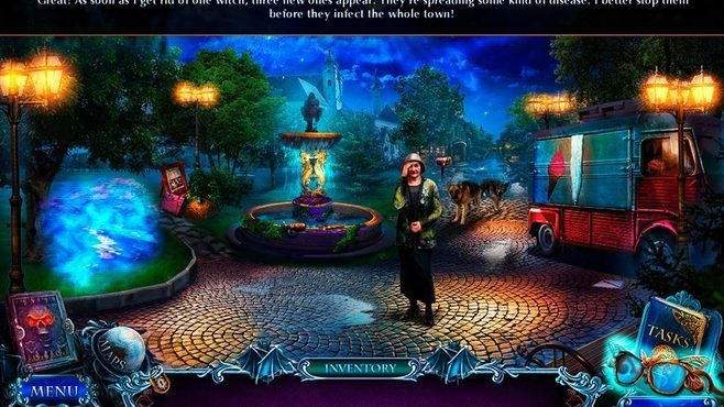 Mystery Tales: Eye of the Fire Collector's Edition Screenshot 3