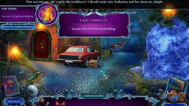 Mystery Tales: Eye of the Fire Collector's Edition Screenshot 5