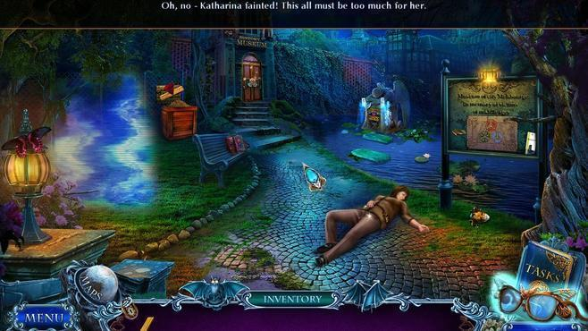 Mystery Tales: Eye of the Fire Collector's Edition Screenshot 12