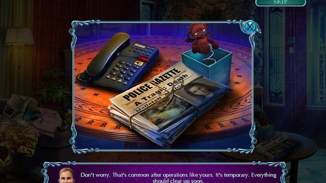 Mystery Tales: Her Own Eyes Collector's Edition Screenshot 6