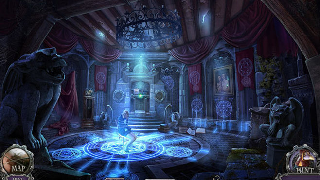 Mystery Trackers: Blackrow's Secret Collector's Edition Screenshot 4