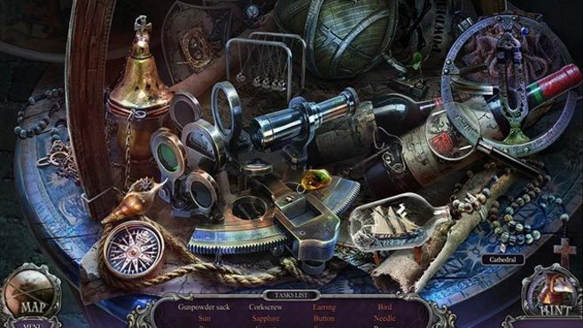 Mystery Trackers: Blackrow's Secret Collector's Edition Screenshot 5