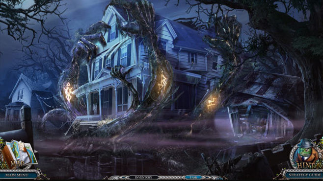 Mystery Trackers: Nightsville Horror Collector's Edition Screenshot 1