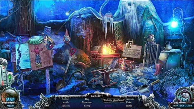 Mystery Trackers: Raincliff's Phantoms Collector's Edition Screenshot 2