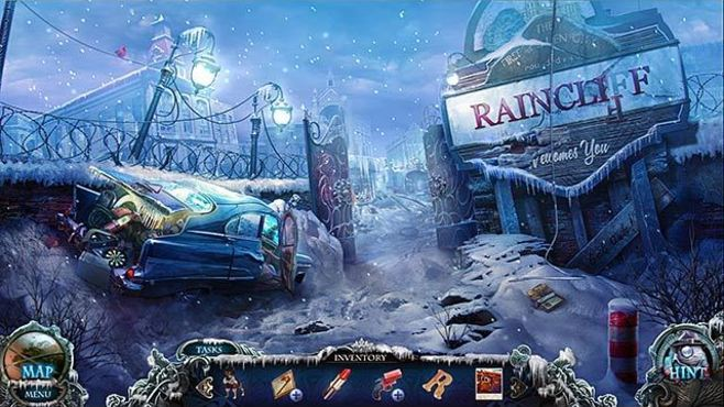 Mystery Trackers: Raincliff's Phantoms Collector's Edition Screenshot 5