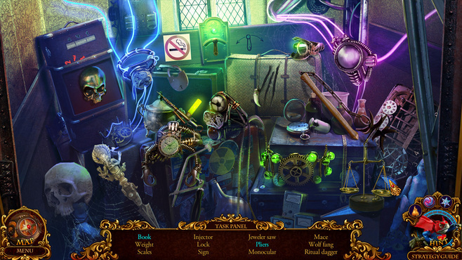Mystery Trackers: Silent Hollow Collector's Edition Screenshot 3