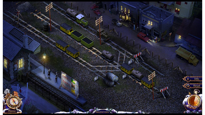 Mystery Trackers: The Four Aces Screenshot 3