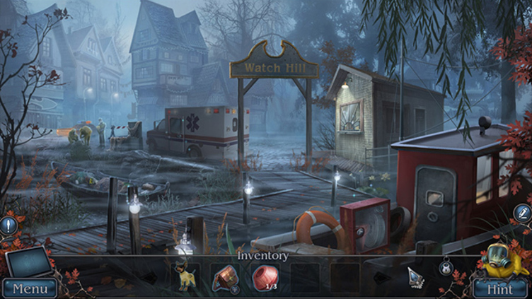 Mystery Trackers: The Secret of Watch Hill Collector's Edition Screenshot 4