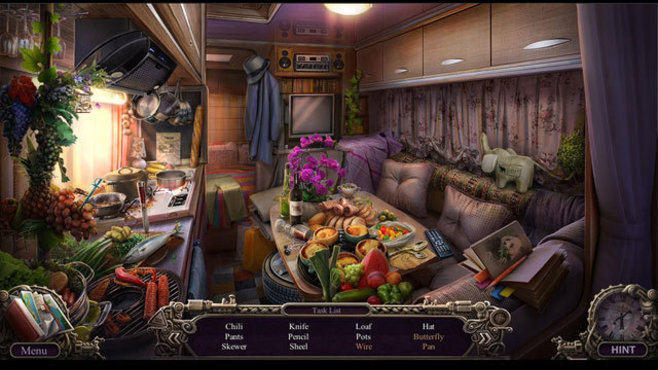 Mystery Trackers: Train to Hellswich Collector's Edition Screenshot 4