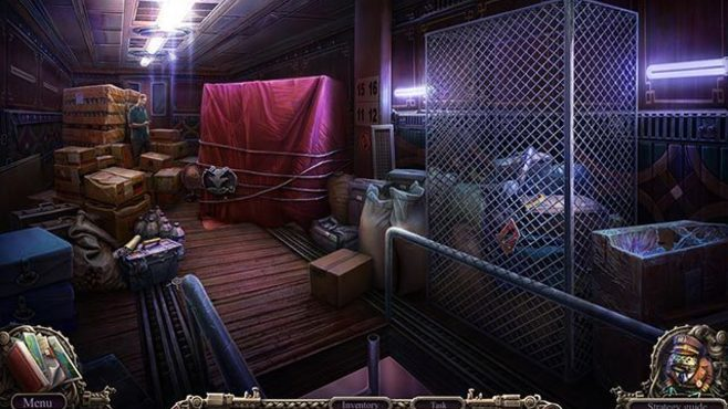 Mystery Trackers: Train to Hellswich Collector's Edition Screenshot 1