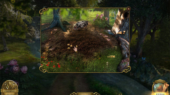 Mythic Wonders: The Philosopher's Stone Collector's Edition Screenshot 2