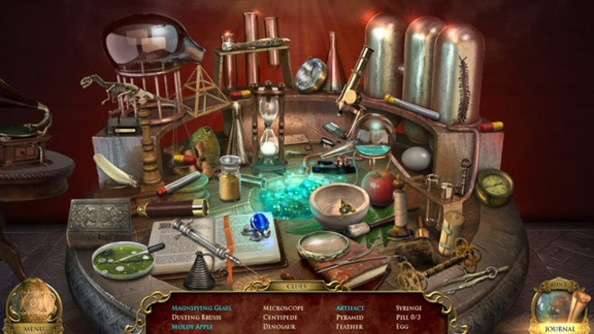 Mythic Wonders: The Philosopher's Stone Collector's Edition Screenshot 5