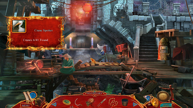 Myths of the World: Chinese Healer Collector's Edition Screenshot 1