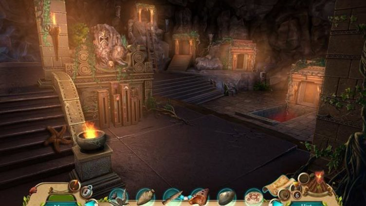 Myths of the World: Fire from the Deep Collector's Edition Screenshot 5
