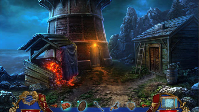 Myths of the World: Island of Forgotten Evil Collector's Edition Screenshot 1