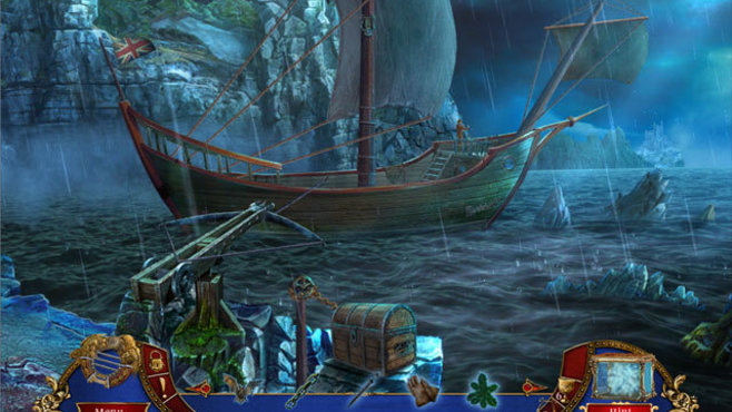Myths of the World: Island of Forgotten Evil Collector's Edition Screenshot 4