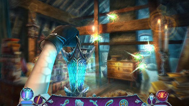 Myths of the World: The Whispering Marsh Collector's Edition Screenshot 2
