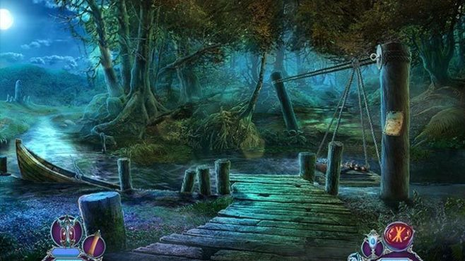Myths of the World: The Whispering Marsh Collector's Edition Screenshot 4