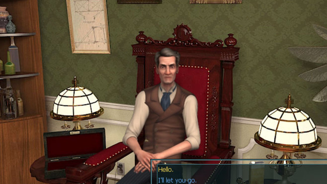 Nancy Drew: Alibi in Ashes Screenshot 7
