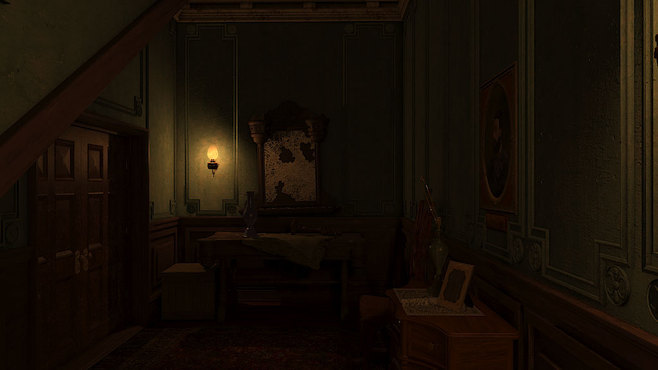 Nancy Drew: Ghost of Thornton Hall Screenshot 1