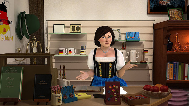 Nancy Drew: The Captive Curse Screenshot 1