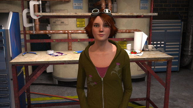 Nancy Drew: The Deadly Device Screenshot 1