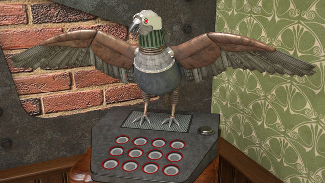Nancy Drew: The Deadly Device Screenshot 2