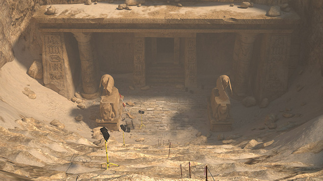 Nancy Drew: Tomb of the Lost Queen Screenshot 4