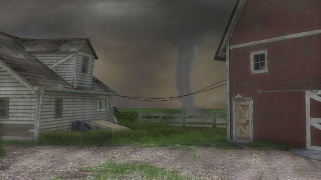 Nancy Drew: Trail of the Twister Screenshot 1