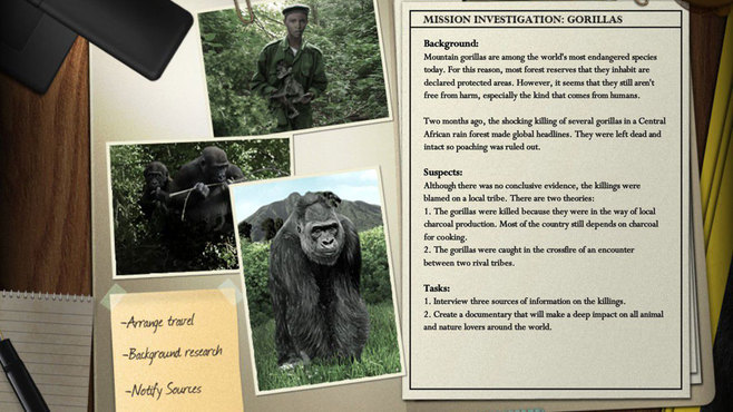 Nat Geo Explorer: Contraband Mystery Screenshot 2