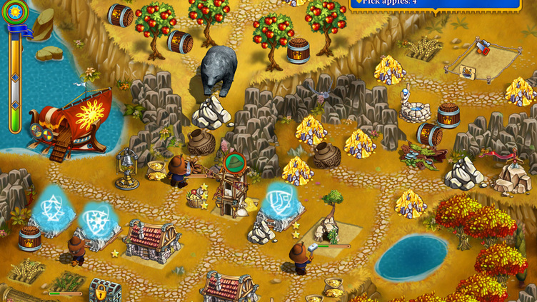 New Yankee 8: Journey of Odysseus Collector's Edition Screenshot 2