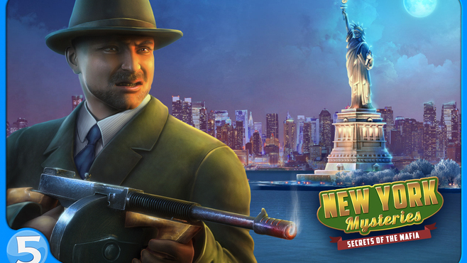 New York Mysteries: Secrets of the Mafia Collector's Edition Screenshot 2