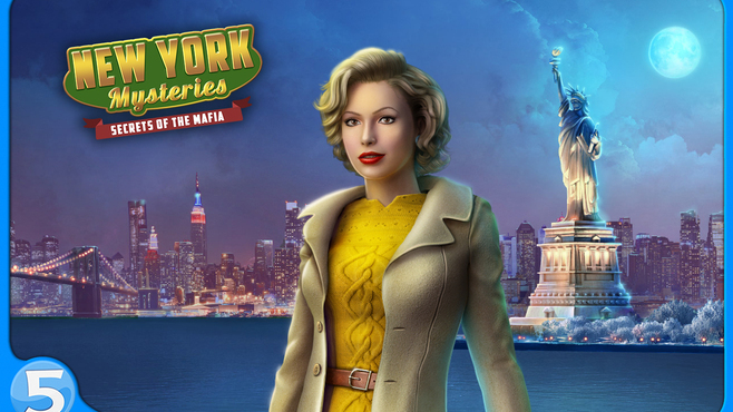 New York Mysteries: Secrets of the Mafia Collector's Edition Screenshot 4