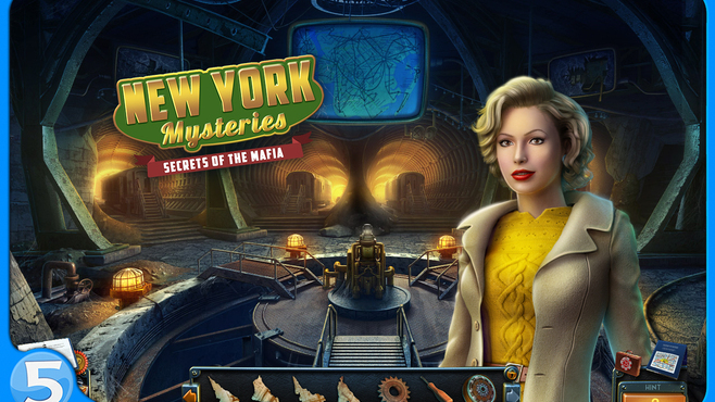 New York Mysteries: Secrets of the Mafia Collector's Edition Screenshot 5