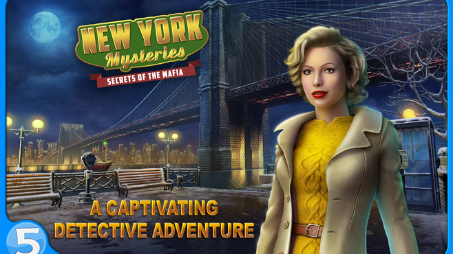 New York Mysteries: Secrets of the Mafia Collector's Edition Screenshot 6