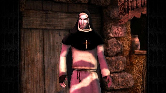 Nicolas Eymerich The Inquisitor Book 2 - The Village Screenshot 2