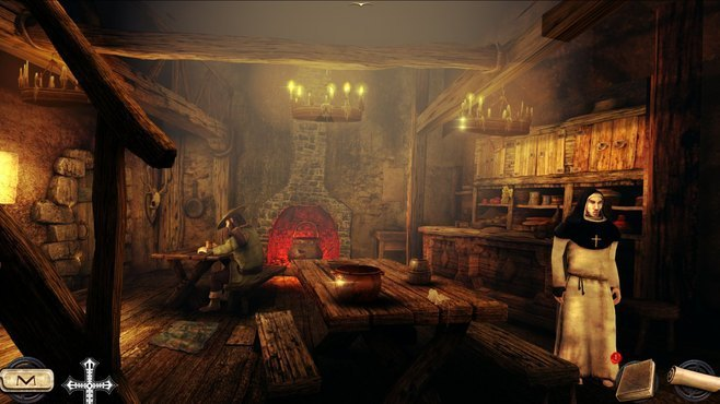 Nicolas Eymerich The Inquisitor Book 2 - The Village Screenshot 5
