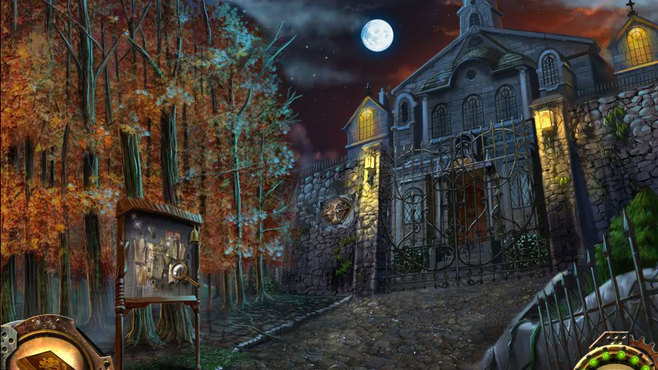 Nightfall Mysteries - Asylum Conspiracy Screenshot 4